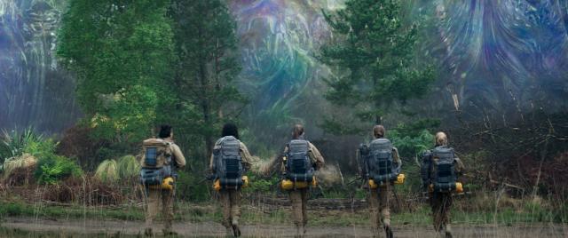 Anihilacja – świetnie oceniany film sf w Netflixie. Zwiastun i data premiery