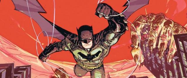 Batman. Noc ludzi potworów – recenzja komiksu