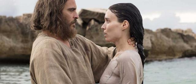 Joaquin Phoenix i Rooney Mara w nowym zwiastunie filmu Maria Magdalena