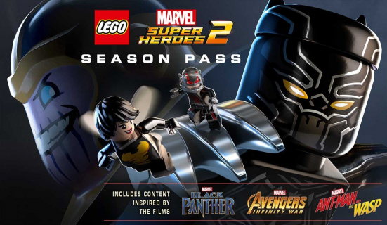 Black Panther w LEGO Marvel Super Heroes 2. Zobaczcie zwiastun DLC