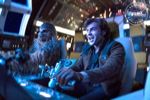 Jakie produkcje były inspiracjami dla filmu o Hanie Solo? Twórcy o pomysłach i współpracy z Lucasem