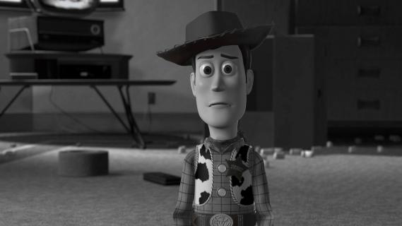 Zmarł Bud Luckey, twórca postaci Chudego z Toy Story