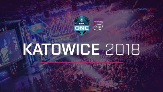 Dziś rusza święto dla fanów e-sportu w Katowicach – ESL ONE i IEM 2018