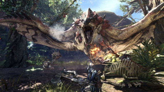 Monster Hunter: World – event z Horizon Zero: Dawn z datą premiery