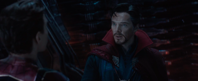 Czy Doktor Strange dogada się ze Starkiem? Cumberbatch o filmie Avengers: Wojna bez granic