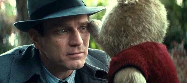 Ewan McGregor w filmie o Kubusiu Puchatku. Zwiastun Christopher Robin