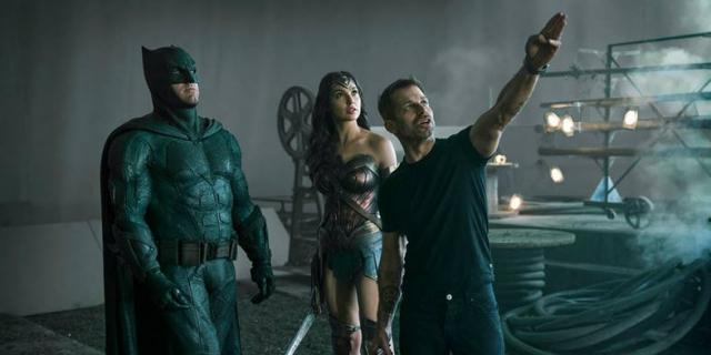 Liga Sprawiedliwości - kompozytor filmu chce wypuszczenia Snyder Cut