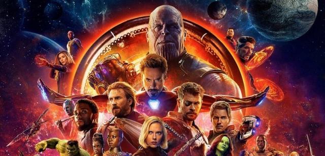 Box Office: Avengers: Wojna bez granic bije rekordy wszech czasów!