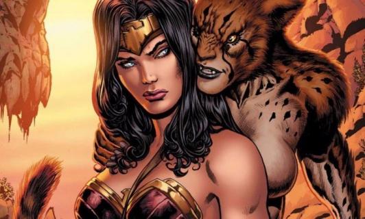 Wonder Woman 1984 - grafika daje pierwsze spojrzenie na Cheetah z filmu