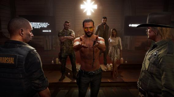 Far Cry 5: Kultyści i rozgrywka na nowych zwiastunach