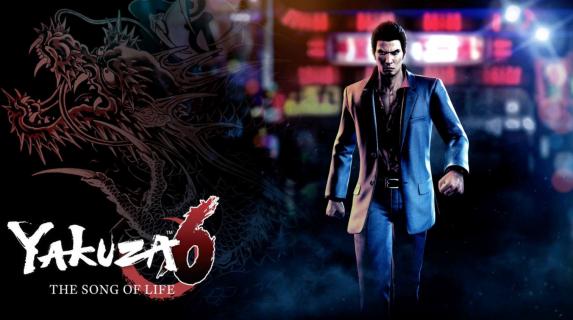 Demo Yakuza 6 już połatane, ale ciągle niedostepne