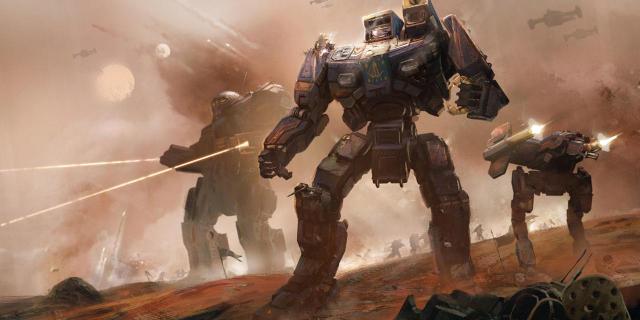 Battletech z datą premiery. Opublikowano też fabularny zwiastun gry