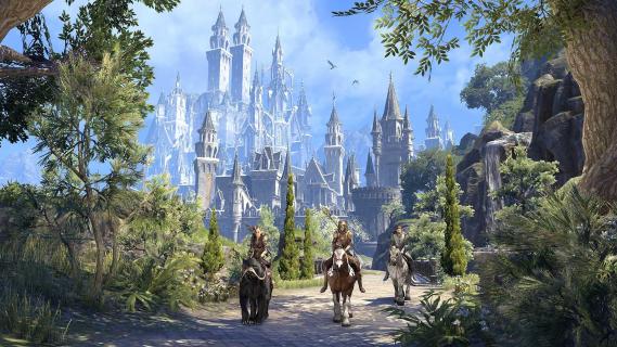 Nowy dodatek do The Elder Scrolls Online to Summerset. Zobaczcie pierwszy zwiastun