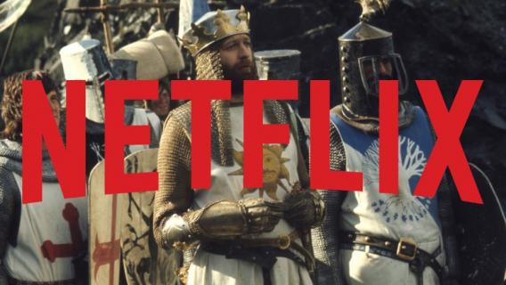 Monty Python trafi na Netflixa