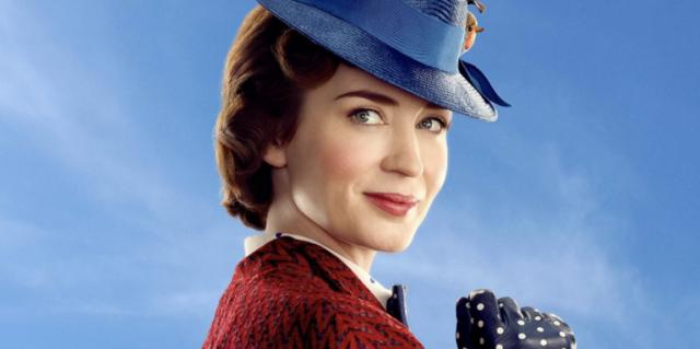 Mary Poppins powraca i czaruje jak dawniej. Zobacz zwiastun filmu