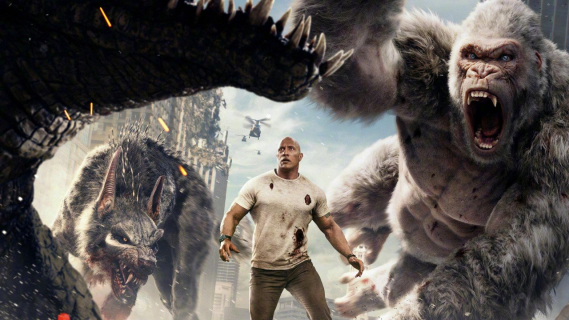 Reżyser Uwe Boll grozi Warner Bros. Powodem tytuł filmu Rampage