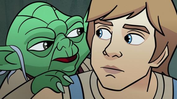 Gwiezdne Wojny: Siły przeznaczenia – obejrzyj nowe odcinki internetowego serialu
