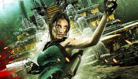 Prawie jak Lara Croft. Zadebiutował film Tomb Invader od wytwórni Asylum