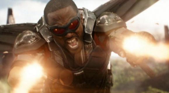 Anthony Mackie zdradza, jak olbrzymia jest finałowa walka w Avengers: Wojna bez granic
