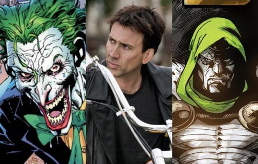 Nicolas Cage jako Joker? Aktor uważa, że jest stworzony do tej roli