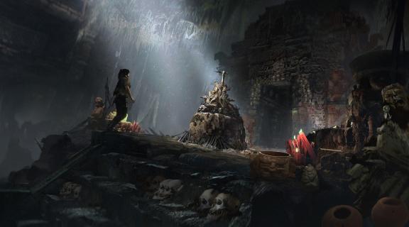 Shadow of the Tomb Raider. Zobacz piękny świat Paititi