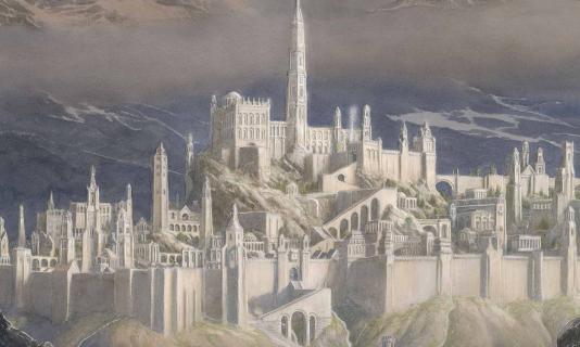 Upadek Gondolinu – recenzja książki