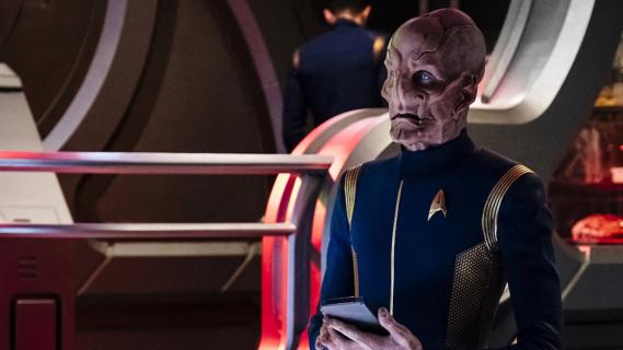 Star Trek: Discovery – czy Saru może zostać kapitanem na stałe?