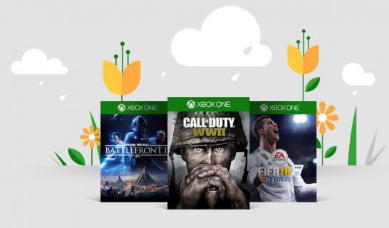Wiosenna wyprzedaż na Xbox Live. Nowe ceny dla ponad 300 pozycji