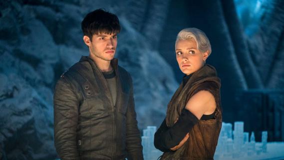 Krypton - twórcy serialu mają ambitny plan na kilka sezonów produkcji