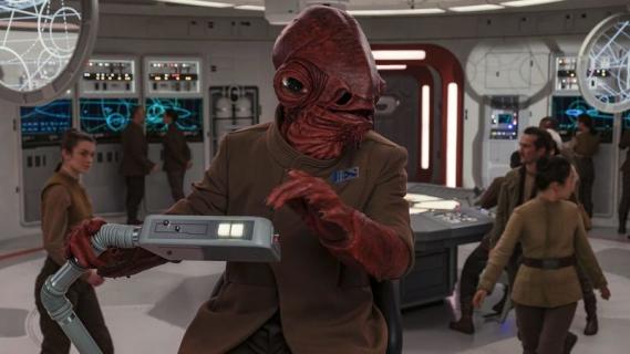 Ostatni Jedi – Ackbar został lepiej pożegnany w komiksie