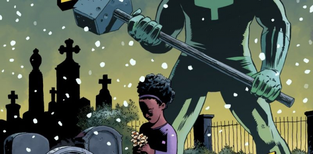 Czarny młot – Legendary stworzy filmową i telewizyjną adaptację słynnego komiksu