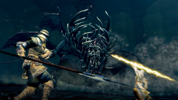 Dark Souls Trilogy tylko z importu. Gra nie trafi do Europy
