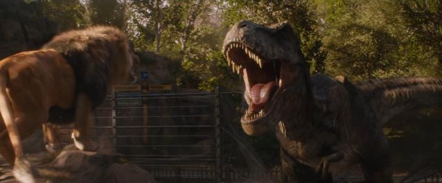Battle at Big Rock - nowe szczegóły filmu ze świata Parku Jurajskiego. Pierwsze zdjęcia