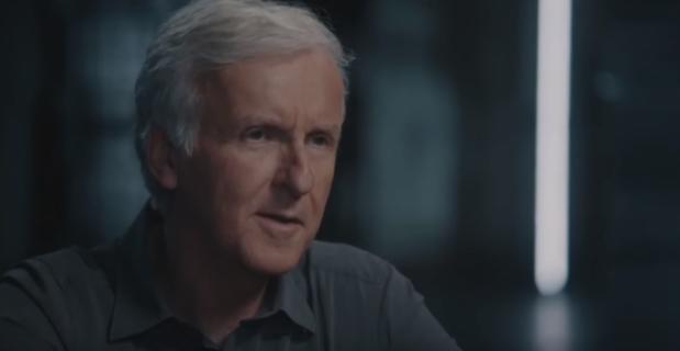James Cameron wciąż myśli o rozwijaniu technologii 3D