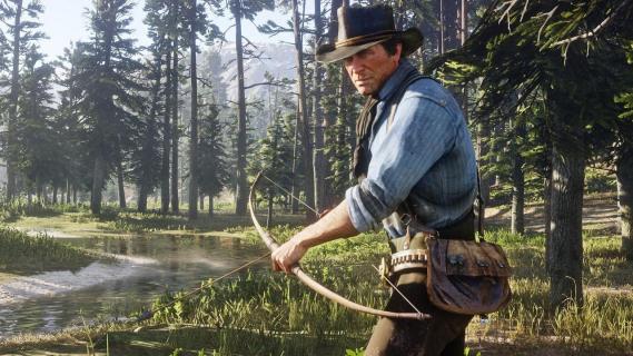 Red Dead Redemption 2 trafi na pecety? Jest na to szansa!