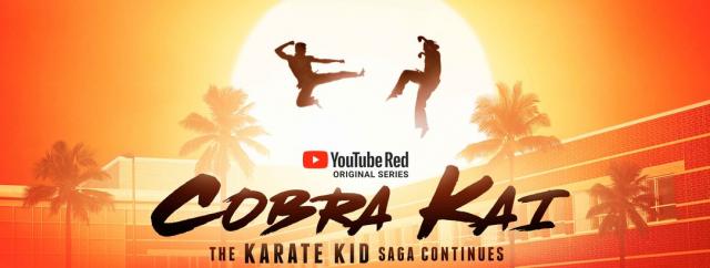 Cobra Kai: sezon 1 – recenzja