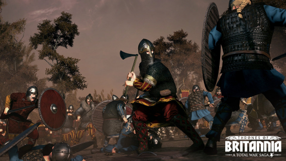 A Total War Saga: Thrones of Britannia – recenzja gry