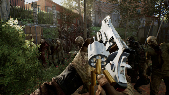 OVERKILL's The Walking Dead z problemami na konsolach