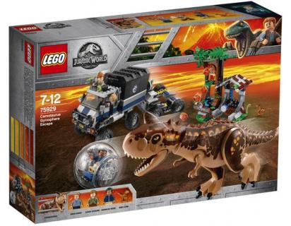 LEGO Jurassic World – przegląd oferty związanej z filmem o dinozaurach
