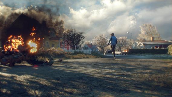 Generation Zero. Zwiastun nowej gry twórców Mad Max i Just Cause