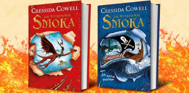 Jak wytresować smoka i Jak zostać piratem – recenzja książek