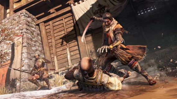 Twórcy Sekiro: Shadow Die Twice pracują nad nową grą. Scenarzystą George R.R. Martin