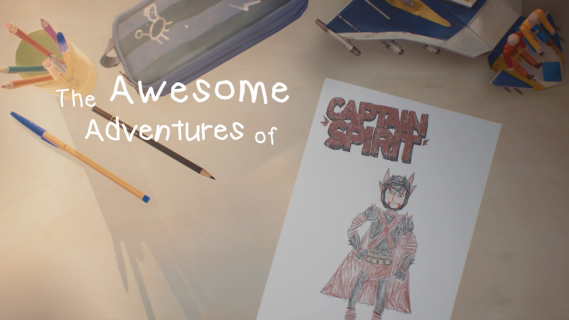 Premierowy zwiastun The Awesome Adventures of Captain Spirit
