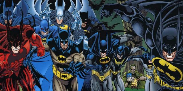 Fabularny reboot DCEU, czyli jak zostałem showrunnerem Batmana