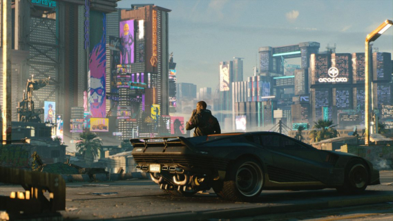 Cyberpunk 2077 - premiera w listopadzie 2019 roku? Tak sugeruje pewien sklep
