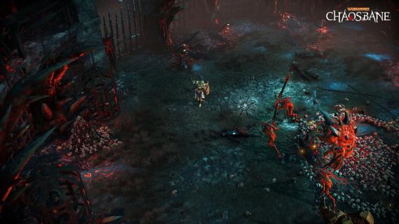 Diablo w uniwersum Warhammer Fantasy? Zapowiedziano grę Warhammer: Chaosbane