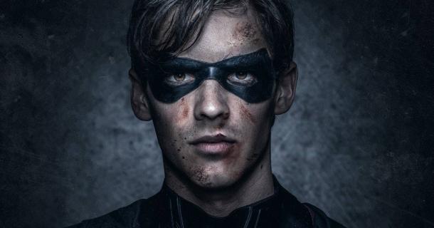 [SDCC 2018] Titans – dlaczego Robin klnie na Batmana? Poznaj nowe postacie