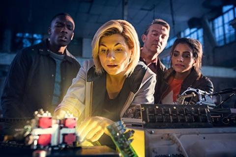 Doktor Who: sezon 11 – recenzja