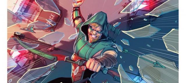 Green Arrow # 3: Szmaragdowy banita – recenzja komiksu