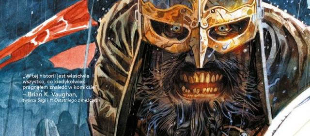 Ludzie Północy: Saga anglosaska – recenzja komiksu